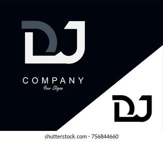 deejay logo design  Dj Logo Images, Stock Photos