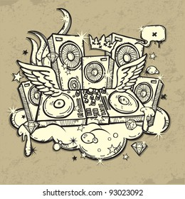 DJ's Spirit