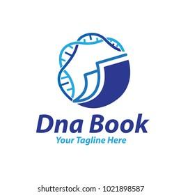 dna book logo