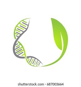 dna leaf
