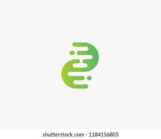 Dna medicine science vector logo. Bio tech logo design.