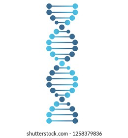 dna vector blue line Educational Ideas