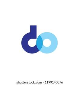 do letter logo