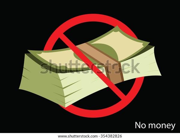 Do not get the money vector