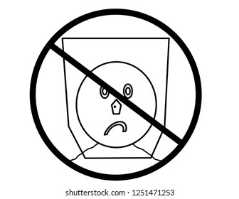 Do Not Put Bag on Head - Suffocation Risk