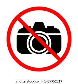Do not take photos, Do not take Pictures.