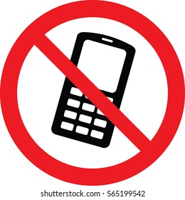 do not use your mobile phone
