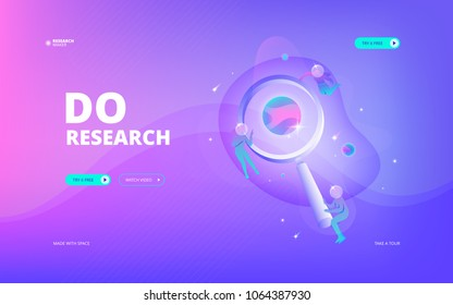 Do research web banner