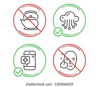 Vectores, imágenes y arte vectorial de stock sobre Phone Cosmetic