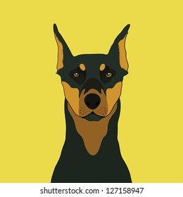 Doberman, The buddy dog