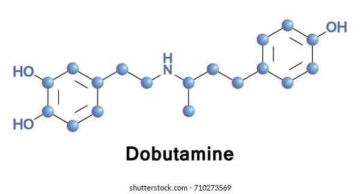 Dobutamine is a sympathomimetic drug used in the treatment of heart failure and cardiogenic shock. Its primary mechanism is direct stimulation of beta1 receptors of the sympathetic nervous system.