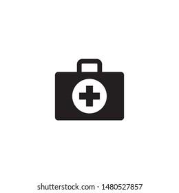doctor bag design vector illustration