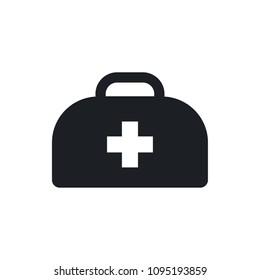 doctor case vector icon