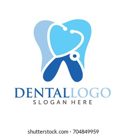 Doctor Dental Logo Vector
