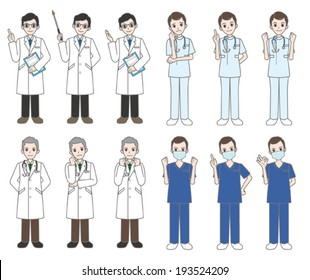 Doctor / Nurse