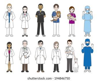 Doctor / veterinarian