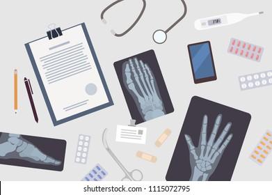Doctor Tools Images, Stock Photos & Vectors | Shutterstock