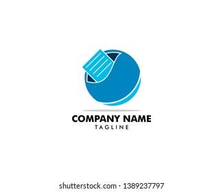 Document File Paper Data Logo