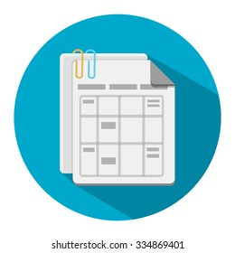 document order icon