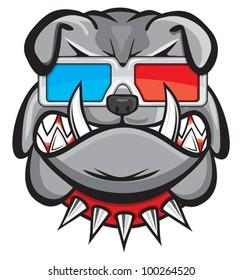33+ Gambar anjing bulldog animasi terbaru
