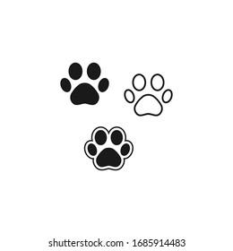 Huellas Del Perro Imágenes Fotos De Stock Y Vectores Shutterstock