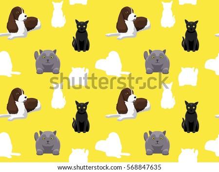 Dog Cat Wallpaper 8