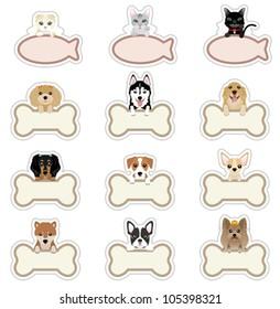 Dog / Cat_Nameplate