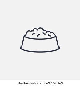 dog food icon