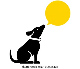 Dog Howling