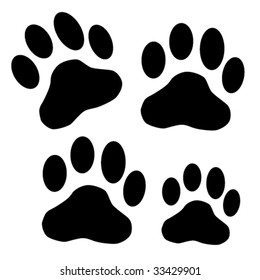 Tiger Paw Print Images Stock Photos Vectors Shutterstock Also, find more png clipart about lion clipart,illustrator clip art,clipart backgrounds. https www shutterstock com image vector dog paw 33429901