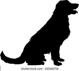 dog silhouette images  stock photos   vectors shutterstock heart vectors for corel draw heart vector png