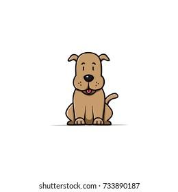 Dog - dog vector , dog cartoon