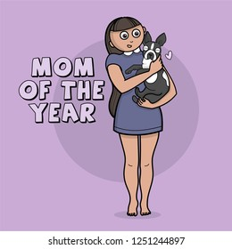 Doggy Mom of the Year
