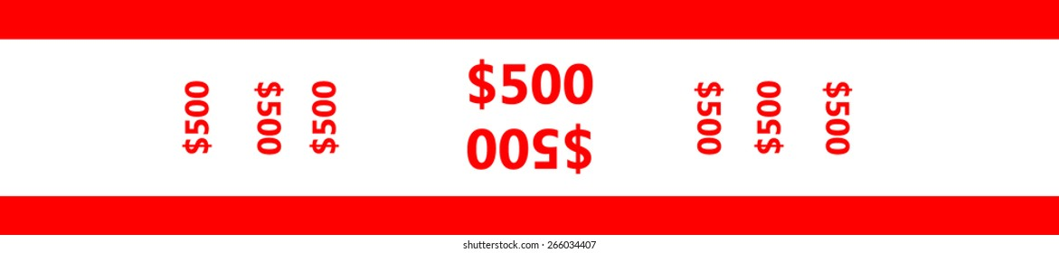photograph relating to Free Printable Money Bands referred to as Dollars+band Inventory Vectors, Pictures Vector Artwork Shutterstock