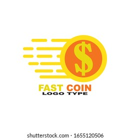 Dollar icon logo template design vector