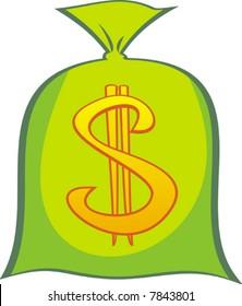 Dollar sack