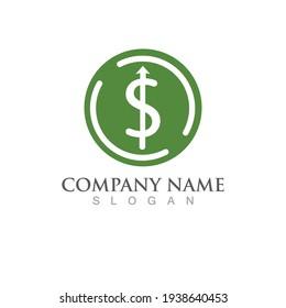 Dollar  vector logo and symbol