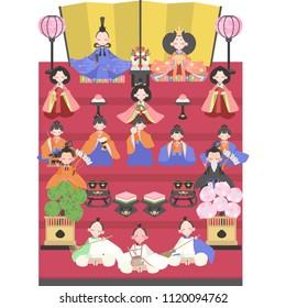 Dolls (15 ornament)