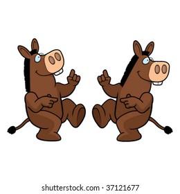 Donkey Dancing