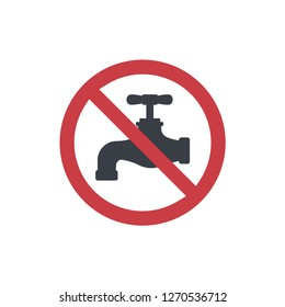 dont use faucet