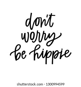 Hippie Quotes Images Stock Photos Vectors Shutterstock