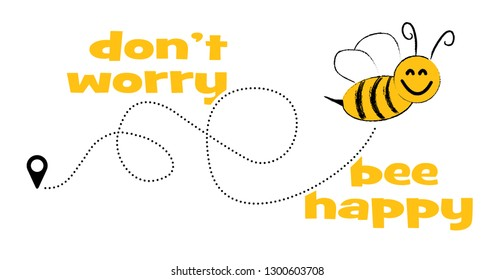 Image result for dont' worry be happy