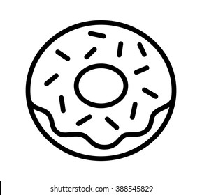 Sprinkles coloring pages ~ Toroidal Stock Images, Royalty-Free Images & Vectors ...