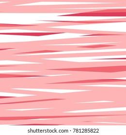 Doodle abstract pink background made with contrast stripes