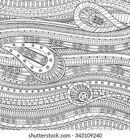 African American Coloring Pages Stock Vectors, Images ...