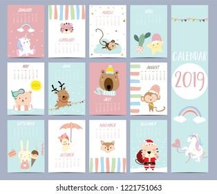 Calendario Tiger 2019.Imagenes Fotos De Stock Y Vectores Sobre Calendario