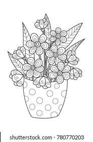 Royalty Free Flower Doodle Images Stock Photos Vectors Shutterstock