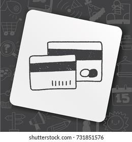 doodle credit card