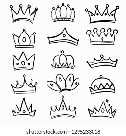 doodle crown princess collection
