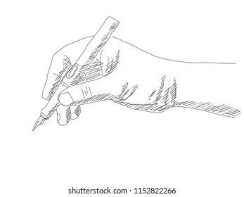 Doodle Hand Writing Vector Line Sketched UP, Vector Illustration EPS 10.